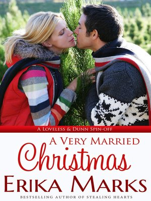 cover image of A Very Married Christmas