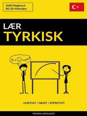 cover image of Lær Tyrkisk