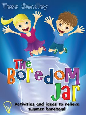 cover image of The Boredom Jar