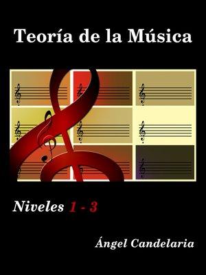 cover image of Teoría de la Música