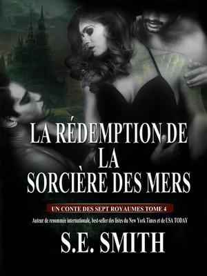 cover image of La rédemption de la sorcière des mers