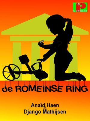 cover image of De Romeinse ring