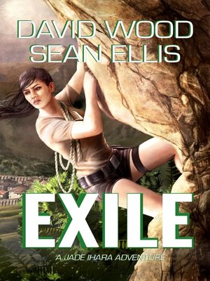 cover image of Exile- a Jade Ihara Adventure