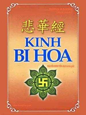 cover image of Kinh Bi Hoa.