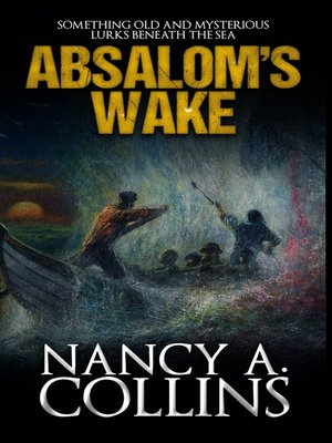 cover image of Absalom's Wake