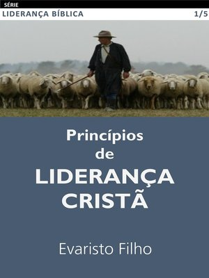 cover image of Princípios de Liderança Cristã