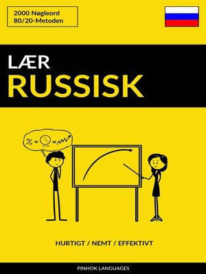 cover image of Lær Russisk