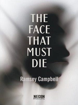 cover image of The Face That Must Die