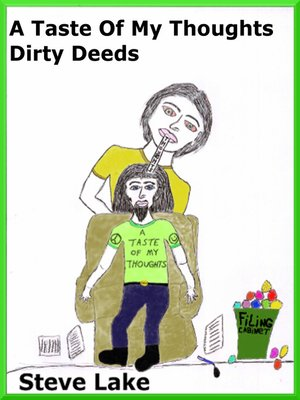 cover image of A Taste of My Thoughts Dirty Deeds