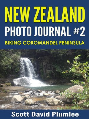 cover image of New Zealand Photo Journal #2