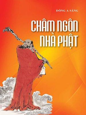 cover image of Châm ngôn nhà Phật