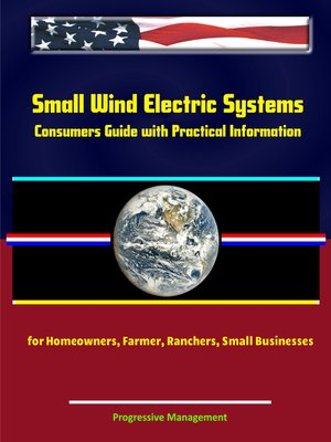 cover image of Small Wind Electric Systems