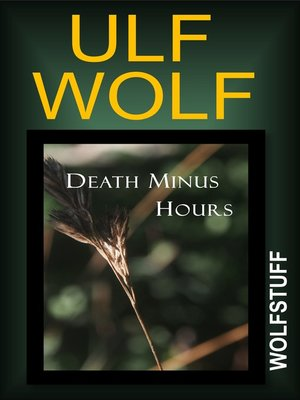 cover image of Death Minus Hours