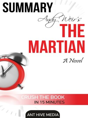 cover image of Andy Weir's the Martian