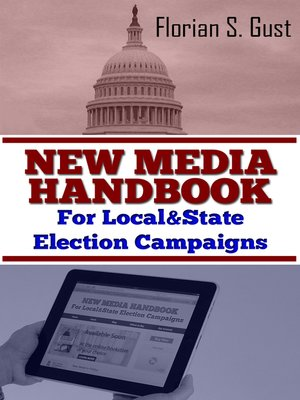 cover image of New Media Handbook