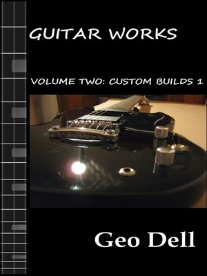 cover image of Guitar Works Volume Two