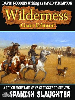 cover image of Wilderness Giant Edition 6