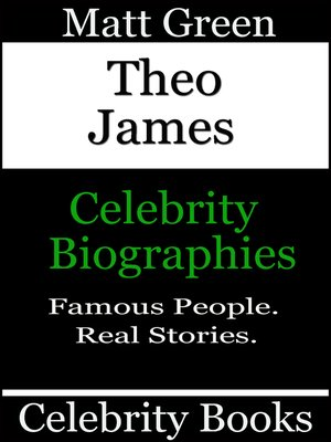 cover image of Theo James