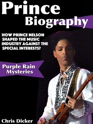 cover image of Prince Biography