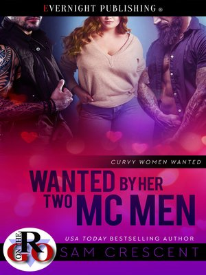 cover image of Wanted by Her Two MC Men