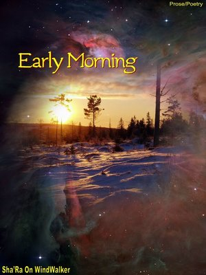cover image of Early Morning