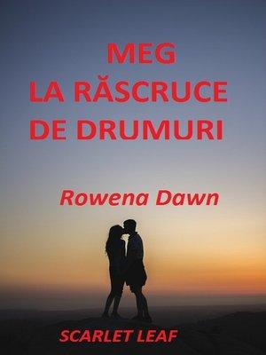 cover image of Meg La Răscruce de Drumuri