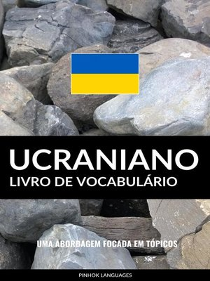 cover image of Livro de Vocabulário Ucraniano