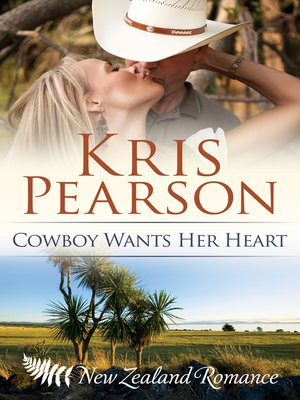 cover image of Cowboy Wants Her Heart