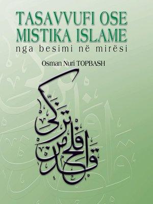 cover image of Tasavvufi Ose Mistika Islame