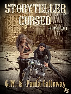 cover image of Storyteller Cursed
