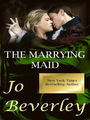 cover image of The Marrying Maid