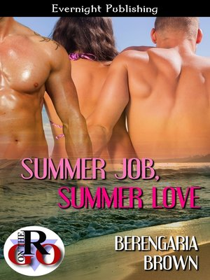 cover image of Summer Job, Summer Love