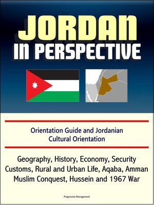 cover image of Jordan in Perspective