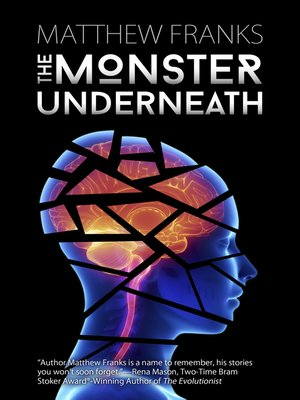 cover image of The Monster Underneath