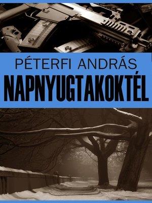 cover image of Napnyugtakoktél