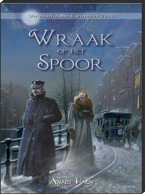 cover image of Wraak op het spoor