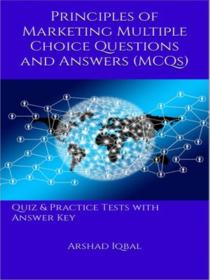 cover image of Principles of Marketing Multiple Choice Questions and Answers (MCQs)