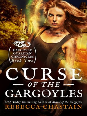 cover image of Curse of the Gargoyles