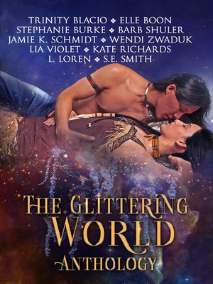 cover image of The Glittering World Anthology