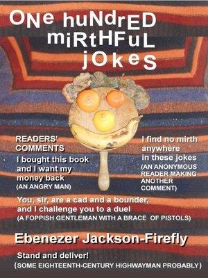 One Hundred Mirthful Jokes By Ebenezer Jackson Firefly Overdrive