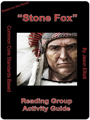 cover image of Stone Fox Reading Group Activity Guide