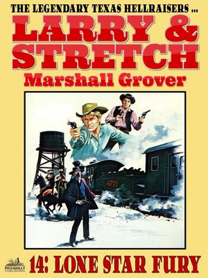 cover image of Larry and Stretch 14