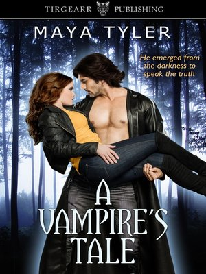 cover image of A Vampire's Tale