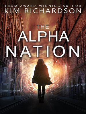 cover image of The Alpha Nation