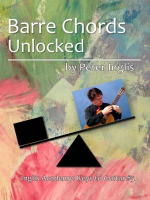 cover image of Barre Chords Unlocked