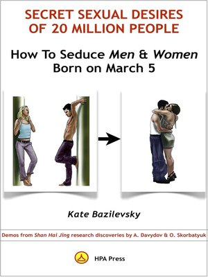 cover image of How to Seduce Men & Women Born On March 5 Or Secret Sexual Desires of 20 Million People