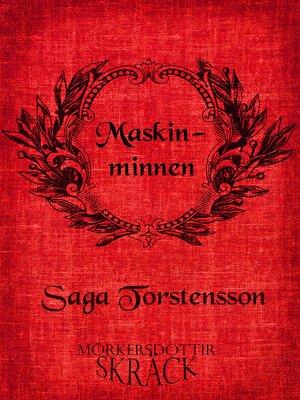 cover image of Maskinminnen