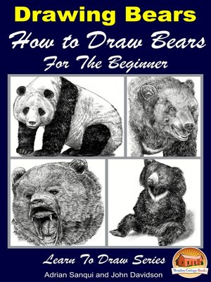 cover image of Drawing Bears