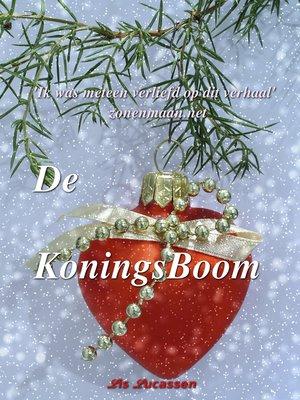 cover image of De Koningsboom