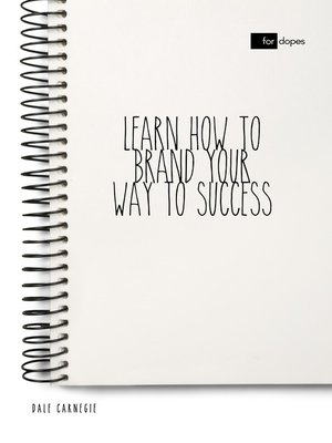 cover image of Learn How to Brand Your Way to Success